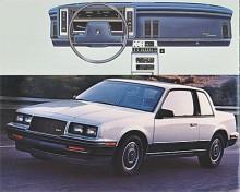 Somerset T-type hade styvare fjädring och också den svarta dekor som på 1980-talet betydde sportmodell. Digital instrumentering hade alla Somerset. Man kunde 1985 och 1986 också köpa en variant med fyra dörrar men då var det ingen Somerset längre utan en Skyhawk.