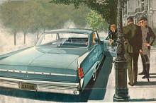 Modellåret 1963 är Pontiac inne på tredje året med den grundkaross som kom 1961. Syftet med Star Chief är att erbjuda en bil med samma långa hjulbas som Bonneville men i samma utförande som rangtrean Catalina.