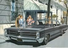 Modellnamnen slets snabbt ut i Detroit på 1960-talet med den ständiga ökningen av antalet modellvarianter. För bibehålla intresset fick Star Chief 1966 tilläggsnamnet Executive men det blev ändå sista året för Star Chief.