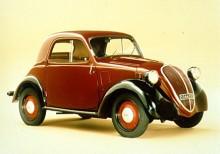 Enkel men elegant. En riktig bil trots minimala dimensioner.
