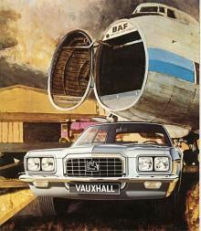 Andra upplagan 1972 av Ventora hade liksom Victor FE en lyckad formgivning med drag av samtida Pontiac. Den stora sexan var mer komfort- än sportbetonad och det var knappast någon skillnad i prestanda mellan Ventora och Victor VX 4/90.