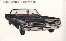 Buick´s livliest… the Wildcat (1963)