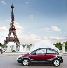 Det gäller att vända på varje sten i jakten på historiska kopplingar vilket i fallet med Citroën C3 Pluriel Charleston innebär en remake på en 1920-talspastisch applicerad på en 1940-talsbil på 1980-talet.