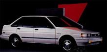 1985-88 såldes Nova igen genom ett joint venture mellan Chevrolet och Toyota. Byggdes i Kalifornien men var egentligen en Toyota Corolla.