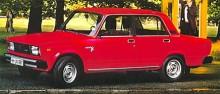 Lada 2107 kallades på vissa europeiska marknader för Lada Nova.