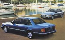 Sedanversionen var mer harmonisk och såg ut som en konventionell bil med markerad bagagelucka.