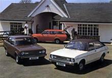 En lättare ansiktslyftning i mitten av livet resulterade i annorlunda stötfångare och hjul samt extraljus i grillen på vissa modeller. Och vinyltak! Dörrhandtagen var det mest långlivade på bilen, de användes av Lotus på Esprit och Land Rover på Discovery ända fram till 1998.