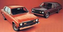 I USA såldes bilen under en kort tid som Austin Marina. Vita däcksidor - goes without saying.
