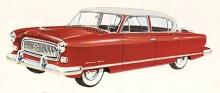 1954 var sista året benämningen Airflyte användes. Inga särskilt stora ändringar hade gjorts sedan 1952. Utvändigt reservhjul - s.k. conti kit - ansågs europeiskt och sportigt men gjorde den stora bilen ännu mindre lättparkerad.