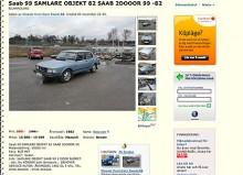 Billigaste entusiastsaaben på blocket just nu? En fungerande Saab 99 GL med väldigt bra ventilation. Klurighet: Stötfångare som fjädrar.