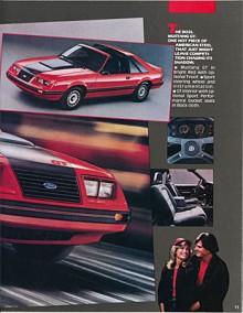 Den tredje generationen blev långlivad, 1979-1993. Här ett collage 85:or.