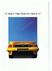 Only the few fly Solo. Solo med sin fyrhjulsdrift från Ferguson och turboladdade Cosworth-motor på 204 hk skulle utmana Lotus, Ferrari och Porsche. Det blev tyvärr väldigt få som fick flyga Solo.