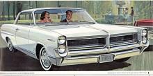 Pontiac Parisienne som tillverkades av GM i Canada för den lokala marknaden var en korsning mellan Chevrolet och Pontiac. All teknik under skalet kom från Chevrolet medan de yttre karosspressningarna härrörde från Pontiac. På bilden en 64:a.