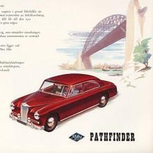 När The Motor fick testa Pathfinder mer än ett år efter debuten kunde man mellan de artiga raderna läsa ett beklagande att Rileys sportighet gått förlorad men att bekvämligheten ökat. Det noterades att den anrika motorn hade med 120 mm längst slaglängd av alla då producerade bilmotorer.