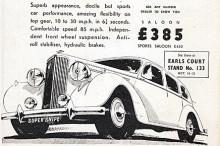 Den civila versionen av Super Snipe som den byggdes 1938-1940 och 1946-1948 i sammanlagt cirka 6 500 exemplar. Den snabba bilen användes ofta som polisbil i England.