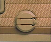 Och där kom det avgörande argumentet till att köpa en Prairie M10: infällda fönstervevar av säkerhetstyp! Minns du vilken annan bil som hade fönstervevar med samma idé?