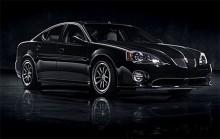 2004 -2008 blev sista generationen av Grand Prix. Faktiskt återigen med V8 som tillval. V6 med kompressor gav nu 260 hk och GXP versionen med V8 303 hk. Ersättaren fick den lakoniska beteckningen G8.