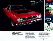 Röd och grann. Road Runner från 1968 blev en ornitologisk sensation. Snabbaste fågeln någonsin 0-100 km/h.