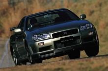 Sedan 2002 säljs Skyline under namnet Infinity på de flesta marknader. GTR-beteckningen har getts till en egen modell.