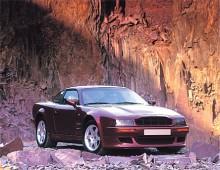 1993 till 2000 tillverkades Aston Martin Virage Vantage (bilden) och 2005 introducerades V8 Vantage återigen.