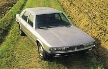 Andra upplagan av Quattroporte kom inte förrän 1974. Nu hade Citroën köpt företaget och den nya bilen byggde på samma teknik som Citroën SM - vilket betydde att den var framhjulsdriven och hade gashydraulisk fjädring. Quattroporte var dock en betydligt längre bil och ritad av Bertone. Motorn var samma V6 som i Merak och Citroën SM. Quattroporte II blev ingen succé, bara 13 exemplar byggdes totalt varav sex är att anse som prototyper.