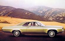 1971 fick alla GM:s fullsizebilar en ny kaross. Nu fanns Delta 88, Delta 88 Custom och Delta 88 Royale. Detta är en -72:a.