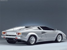 1988 fyllde Lamborghini 25 år och Countach 25th Anniversary Edition lanserades. Med omarbetat bodykit och 5,2-liters V12 tillverkades den i drygt 650 exemplar fram till 1990 då Diablo ersattte Countach.