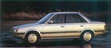 Ju mer åren gick desto mer normal såg Leone ut. Den kantiga trean kan lätt förväxlas med en några år äldre Toyota Carina. Förutom sedanen fanns en stationsvagn och en coupé.
