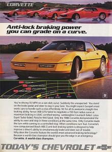 Den som säger att han har en Corvette -83 har antingen kommit över en av 44 förproduktionsbilar som tillverkades det året eller så far han med osanning. Introduktionen av generation C4 sköts nämligen upp på grund av konstruktionsproblem och skedde inte förrän som 1984 års modell.