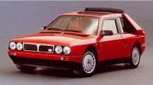Säsongerna 1985 och 1986 ställde Lancia upp med sin nya rallymodell Delta S4. Den hade egentligen inget att göra med Lancia Delta mer än att utseendet på mittmotorbilen påminde en aning om produktionsmodellen. S4 var en utveckling av Monte Carlo 037 och hade en 1,8-litersmotor med både skruvkompressor och avgasturbo. S4 var fyrhjulsdriven och fruktansvärt snabb, precis alla de andra Grupp B-bilarna. Enligt samtida uppgifter skottade den iväg upp till 100 km/h på 2,3 sekunder! När Grupp B-bilarna förbjöds under 1986 års säsong, bland annat efter Henri Toivonens dödskrasch på Korsika i en Delta S4, lade Lancia ned modellen. S4 fanns även i en Stradale-version som den på bilderna. Totalt byggdes bara 200 S4.