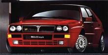 1986 ersattes Grupp B-reglementet av Grupp S i rally, och det innebar betydligt beskedligare bilar. Lancia hade redan en modell som passade in i det nya reglementet på gång, en fyrhjulsdriven version av Delta, HF 4WD. Den skiljde sig inte mycket till det yttre från den framhjulsdrivna modellen, det gjorde däremot Delta Integrale som kom 1987. Med en turbomotor på 2 liter och 185 hk var den redo för storverk. 16-ventilaren som kom ett par år senare gav 200 hk och Evolutionemodellerna som sedan följde var ännu starkare.