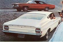 Ford has a better idea var 1968 års slogan och Fairlane fick återigen helt nya karosser, bland annat en fastback. Men slutet är nära för Fairlane, Torino kallas nu toppserien och inte längre Fairlane 500.