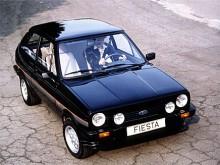 1981 kom tuffingversionen XR2.