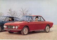 Våren 1965 var det dags för den första Fulvia coupe - en klassiker redan från början och den första coupen som tillverkades av Lancia och inte av fristående karossbyggare. Den kom att finnas med flera effektsteg med namn som 1.2, 1.3,1.3S och 1.6HF.