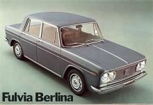 Andra serien av Berlinan var färdigutvecklad när Fiat 1969 tog över Lancia. Den fanns med en 1300-motor på 85 hk. Tillverkningen upphörde 1972.