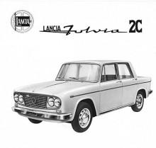 Den fyradörrars versionen var lådlikt kantig och presenterades  med 1091 cc  och 58 hk på Genèvesalongen 1963. På hösten 1964 kom den vassare 2C med ytterligare 13 hk. Senare fanns effektstarkare versioner som kallade GT respektive GTE, något förvirrande för en bil av familjetyp med fyra dörrar.