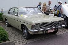 I mars 1969 kom K-A-D- modellerna med ny kaross, deDionbakvagn och andra tekniska finesser: Det blev för fint för en enkel Kapitän som därför mönstrade av för gott i april 1970 efter bara 4976 exemplar. Så sällsynt att varken broschyr- eller pressbilder har kunnat påträffas.