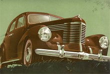 Kapitän togs upp i produktion igen nästan oförändrad i oktober 1948. Den skarpögde ser att strålkastarna blivit runda och att stötfångarna pryds av Opelmärket och inte texten Kapitän. Under 1950 infördes rattväxel.