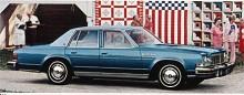 1977 är året för downsizing hos GM, de andra följer efter som vanligt. Nu är LeSabre nere i en längd av 544 cm och hyllas för sin förnuftiga storlek.