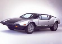 1973 kom den kraftfullare GTS-modellen. För många är lockelsen med De Tomaso Pantera kombinationen av italiensk superbil och amerikansk V8.