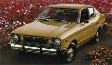 Datsun 120Y, Datsun B-210 och Sunny. Kärt barn har många namn och när den tredje generationen lanserades 1973 låg en Japansk småbil helt rätt i oljekrisens spår.