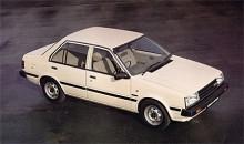 Den så kallade B11-modellen som lanserades 1982 var den första framhjulsdrivna generationen. Det var också nu som Nissan slutade använda märkesnamnet Datsun.