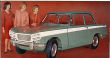 Med en rysning lämnar vi framtiden och återvänder till flydda tider, närmare bestämt till 1962. Då återupplivades namnet Vitesse på en bil som skapades genom att baxa in en rak sexa på 1,6 liter och 70 hk i den något bräckliga småbilen Triumph Herald.  En muskelbil enligt samma recept som den samtida Pontiac GTO fast i mindre skala.