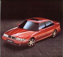Rovers 800-serie var en av de modeller som togs fram i samarbete med Honda. Den fanns också som sportig Vitesse. Den hade en V6-motor som de första tio åren var en utveckling av en Hondakonstruktion men som 1996 ersattes av Rovers nyutvecklade KV6. En underskattad bil som tillverkades 1986- 1998.