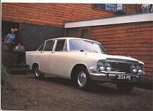 På våren 1962 var det dags för version Mark III av engelska Fords stora modeller. Den här gången hade Zodiac mer av egen karaktär och var inte längre en Zephyr med mera krom. Zodiac Mark III hade en annan profil med tre sidorutor och en grill med dubbla strålkastare.