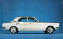 I april 1966 presenterades en helt ny och radikalt annorlunda Zodiac. Avancerat var separatfjädring bak med dubbellänkade drivaxlar. Hjulbasen var stor - 292 cm. Överhänget bak var kort men fram ovanligt stort trots den kompakta V-sexan . Reservhjulet låg nämligen framför kylaren på Citroënmanér.
