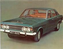 Zodiac Mark IV såg imponerande ut och fick efter ett tag en fyruddig stjärna på huven som liknade den som satt på Lincoln, i sin tur inspirerad av Mercedesstjärnan. Tyvärr slog Mark IV-modellerna inte på marknaden och ersattes 1972 av Consul och Granada. De brukar räknas som tyska modeller men de byggdes också i England.
