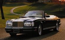Generation fem blev kortlivad, bara två år. Den lanserades år 2000. Även om stilelementen anslöt till den nya Silver Seraph var mekaniken i stort baserad på Bentley Azure, vilket var det omvända. Bentley-modellerna var klonade ur Rolls-Royce sortiment. Corniche är speciell också eftersom den utvecklades av Volkswagen kort tid innan Rolls-Royce kom under BMW:s vingar. Blott 374 stycken byggdes och det var den sista bilen med RR-grill att rulla ut från den klassiska Crewe-fabriken