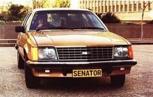 I Sydafrika såldes Senator som Chevrolet Senator.