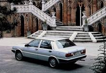 Prisma såldes i Sverige med 1600-motor på 105 hk och fanns i ett utförande med både elhissar och centrallås. Både sportig och välutrustad alltså!